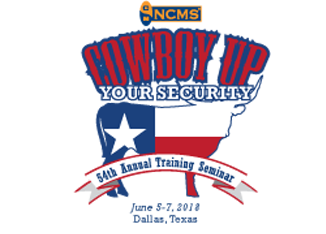 NCMS 54th Annual Training Seminar Logo